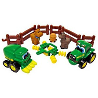 John Deere Farmin Friends Playset