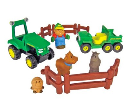 John Deere Farmin Fun Playset