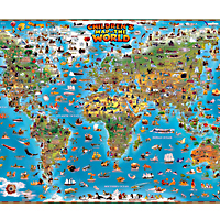 Dino's World 500 Piece Jigsaw Puzzle
