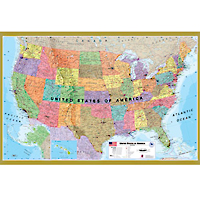 500 Piece USA Jigsaw Puzzle