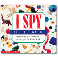I Spy Little Book