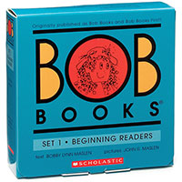 Bob Books Set 1 - Beginning Readers