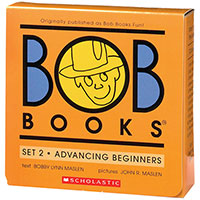 Bob Books Set 2 - Advancing Readers