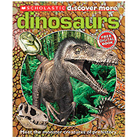 Scholastic Discover More - Dinosaurs