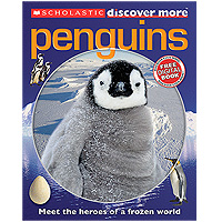 Scholastic Discover More - Penguins