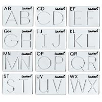 School-Rite Giant Alphabet