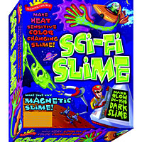 Scientific Explorer Sci Fi Slime
