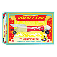 Scientific Explorer Rocket Car