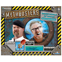 Mythbusters Science Kit - Weird World of Water