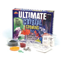 Scientific Explorer Ultimate Crystal Kit