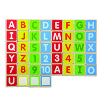 ABC Alphabet Magnet - Uppercase