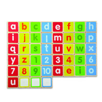 abc Alphabet Magnet - Lowercase