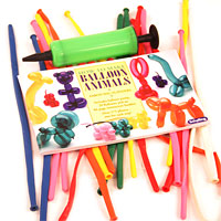How to Make Balloon Animals Kit