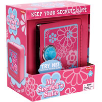 My Secret Safe with Alarm