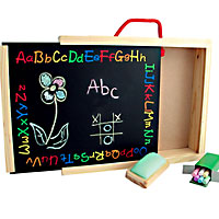 Chalk Board Brief Case