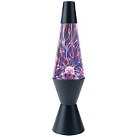 Electroplasma Lava Lamp - 14.5 inches
