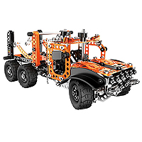 Erector Evolution - Tow Truck
