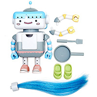 Lottie Busy Lizzie the Robot