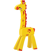 Fisher-Price My First Bending Giraffe Puzzle