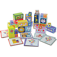 Fisher-Price My First Puzzle Block Set