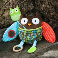Treetop Friends Hug & Hide Activity Toy