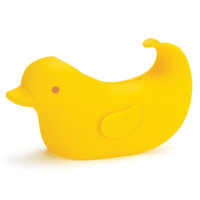 Ducky Yellow Bath Spout Cover