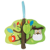 Treetop Friends Soft Activity Book