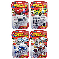 Max Traxxx Marble Racers Cars