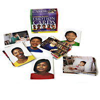 Emotion Picture Flash Cards