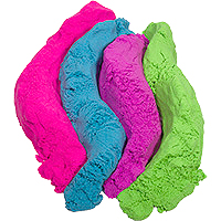 Color Kinetic Sand - Neon - 2 lbs