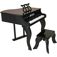 30 Key Fancy Baby Grand Piano