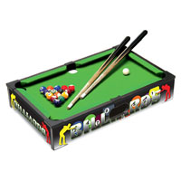 Tabletop Billiards Set