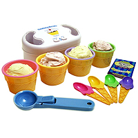 Deluxe Ice Cream Lover's Kit
