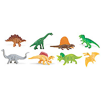 Good Luck Mini Dino Fun Pack