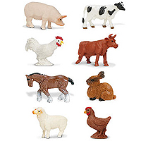 Good Luck Mini Farm Fun Pack
