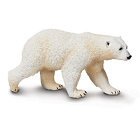 Wild Safari Polar Bear