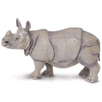 Wild Safari Indian Rhino