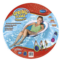 Spring Float Papasan