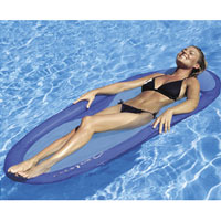 Kelsyus Floating Hammock - Blue