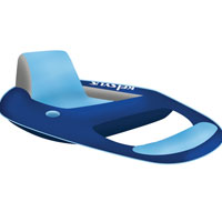 Kelsyus Floating Lounger - Blue
