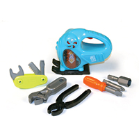 Little Handyman's Jigsaw Tool Set