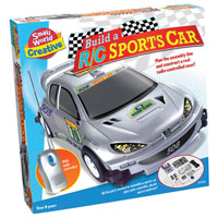 Build-A-Sports Car RC