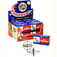 Original TEDCO Gyroscope - Nostalgic Twin Pack