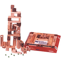 Original Blocks & Marbles - Super Set