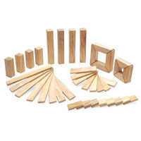 Tegu 40 Piece Explorer Set