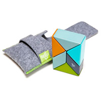 Tegu 6 pc Pocket Pouch Prism