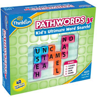 Path Words Jr.