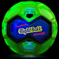 Tangle Sportz Matrix NightBall Soccer