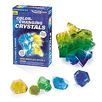 Ignition Series - Color-Changing Crystals