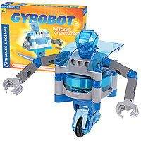 Gyrobot - The Science of Gyrobots